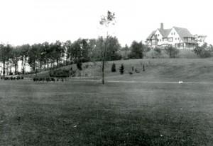 W.K. Kellogg Manor House on Eagle Heights