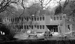 Construction of the J.W. Stack Building
